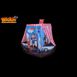 Speeltent Vikingschip Wickie