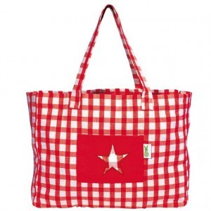 Win Green Beach Bag (Rot)