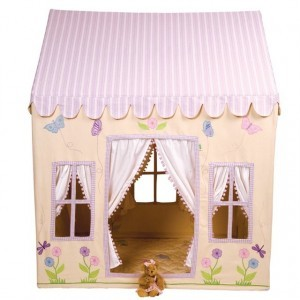 Butterfly Cottage Playhouse (Win Green – Spielzelt Klein)