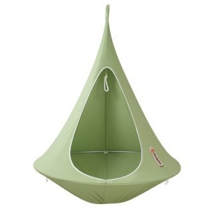 Hängezelt Cacoon Leaf Green für 1 Person