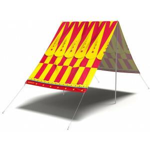 Cirque Du Sol - Sonnensegel (FieldCandy)