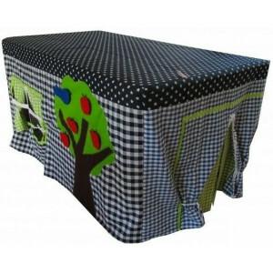 Tischzelt Dane Grove (Tischgröße bis 2,0m)