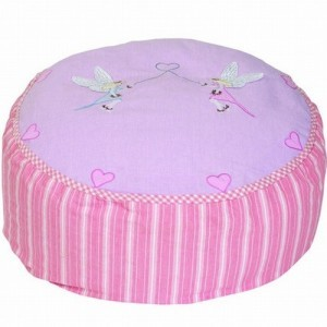 Fairy Cottage Bean Bag (Win Green)