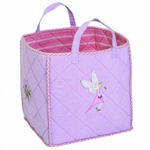 Fairy Cottage Toy Bag (Win Green)