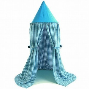 Hanging Tent Sky Blue (Win Green – Spielzelt)