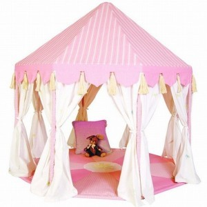 Pavilion Rose Pink (Win Green – Spielzelt)