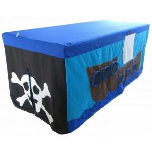 Tischzelt Pirate (Tischgröße bis 1,5m)
