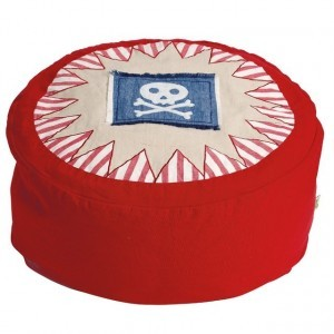 Piratenspielzelt Bean Bag (Win Green)