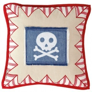 Piratenspielzelt Cushion Cover (Win Green)