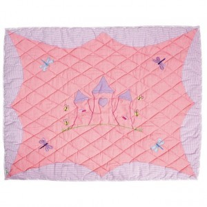 Prinzessinnen-Spielzelt – Princess Castle Floor Quilt Klein (Win Green)