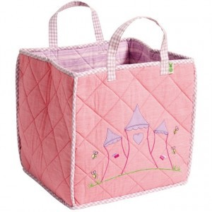 Princess Castle Toy Bag (Win Green)